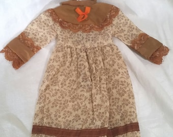 793cad4f2ba vintage doll dress
