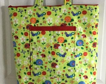 Colorful Critters Weekender Bag