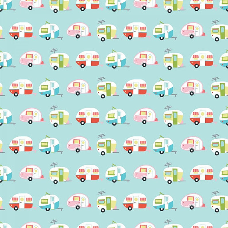 Glamperlicious by Riley Blake Fitted Crib Sheet Baby Bedding Shower Gift Custom Order