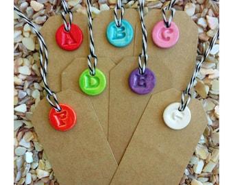 Hang Tags GREETINGS FROM SMOKY MOUNTAINS SOUVENIR POSTCARD TAGS #G 4  Gift Tags