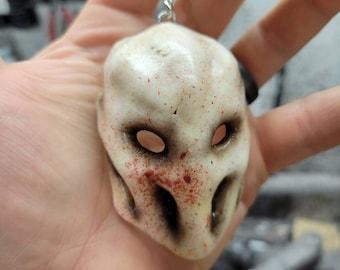 Terror Mask Keychain Splatterhouse