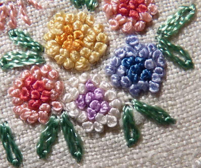 Vintage 1950s J /& P Coats Fibersheen Rayon Embroidery Floss Red