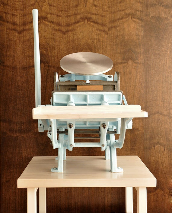 Letterpress Machine Printing Press Craftsmen Superior 65 X
