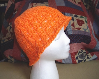 SALE-Woman's Textured Hat
