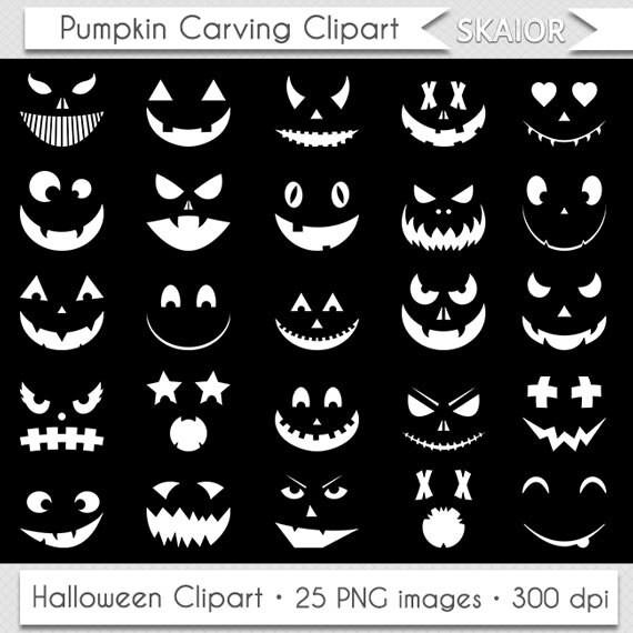 Ahnliche Artikel Wie Weiss Halloween Kurbis Clipart Clipart Kurbis