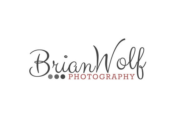 Premade Logo Design Photography Watermark Photoshop