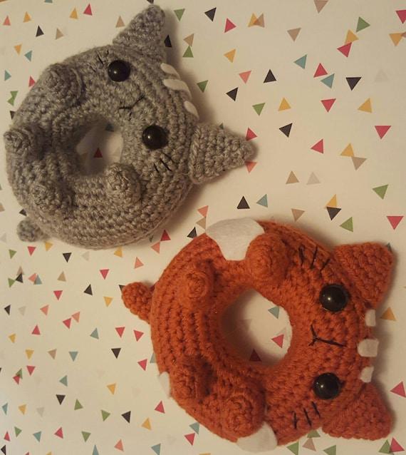 Crochet Amigurumi Cat Free Patterns | 638x570