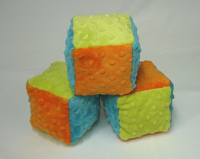 Baby Blocks Plush