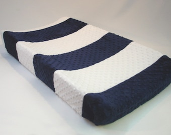 Two Color Changing Pad Cover Stripes
