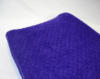 Violet Purple Changing Pad Cover