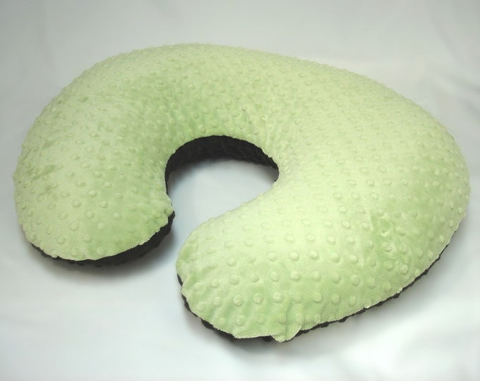 Two Color Nursing Pillow Cover