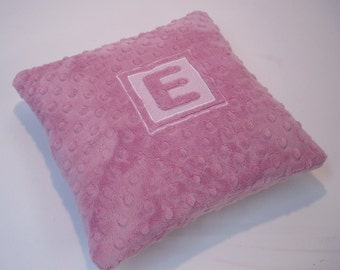 Pillow Cover Square Letter
