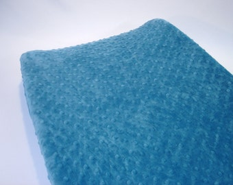 Aegean Blue Changing Pad Cover