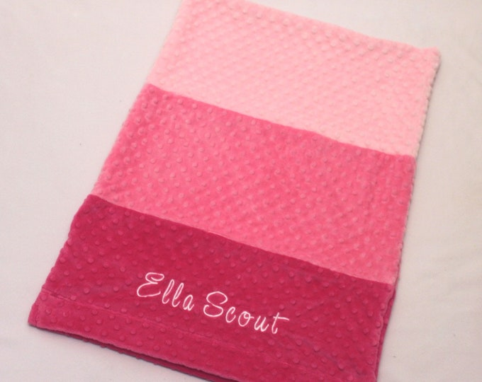Personalized Pillowcase Ombre Standard Size