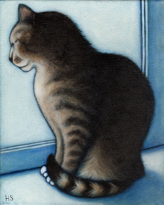 Oliver.  8 x 10 print