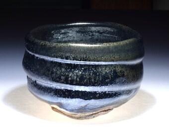 Yuteki oilspot tenmoku matcha chawan teabowl CL107