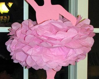 Ballerina Ballet Dancer Princess pom pom kit