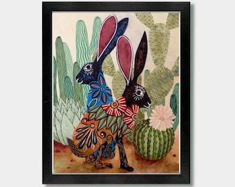Under The Sonoran Sun - Artwork by Jason Smith