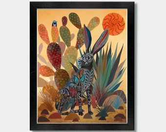 Sonoran Summer - Artwork by Jason Smith