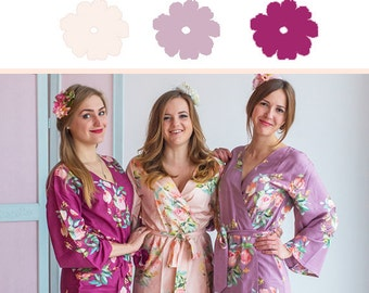 dbcd68ef9d Bridesmaid robes