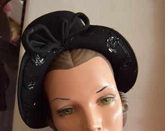 1940's Toy Tilt Hat