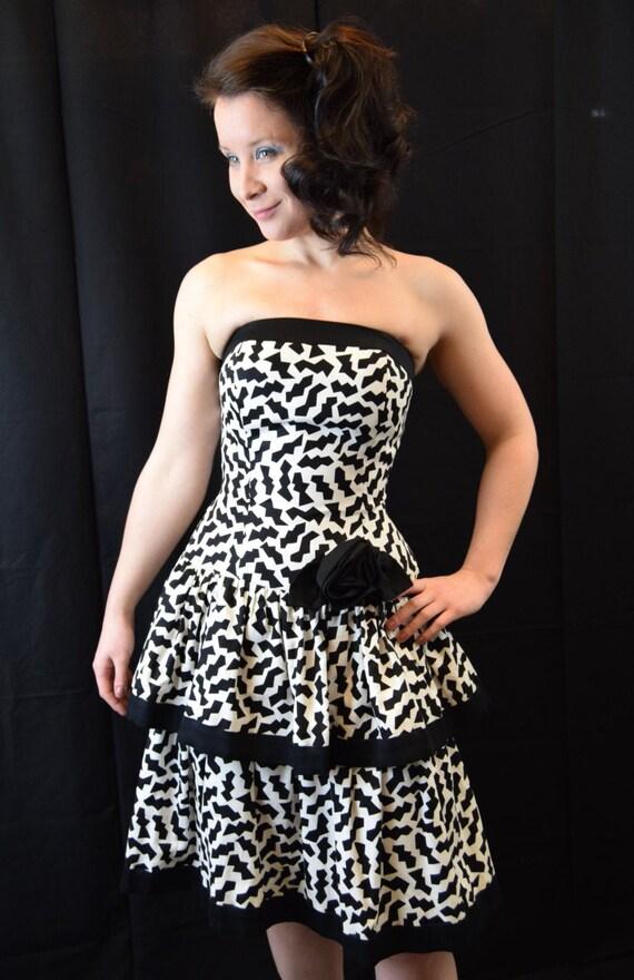 1980's Dress By Radley XS