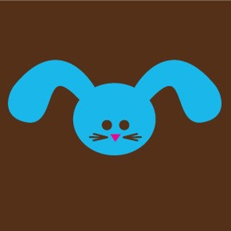 ORGANIC Bunny Onesie bark brown short-sleeved image 0