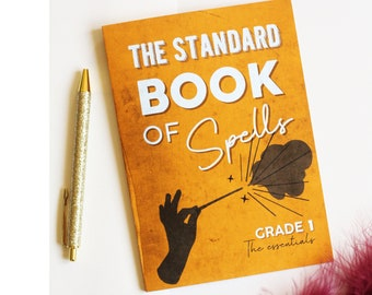 The Standard Book Of Spells Grade 1