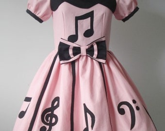 Mad Hatter Teaparty Dress