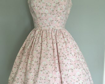 Classic Pinup  Summer Dress