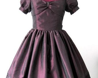Dark Shadows Gothic Lolita Dolly Dress Custom