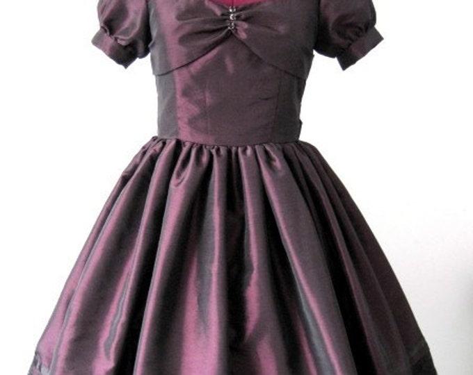 Featured listing image: Dark Shadows Gothic Lolita Dolly Dress