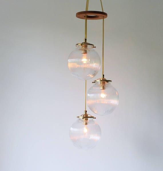 Artistic Glass Ball Chandelier