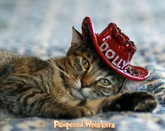 Cat Birthday Hat For