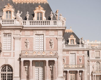 Paris Photography - Palace of Versailles, French Home Decor, Travel Photograph,  Wall Decor