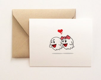Be My Boo Love Card