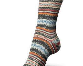 Regia Sock Yarn Design Line by Arne & Carlos 100g/459yd, #3655