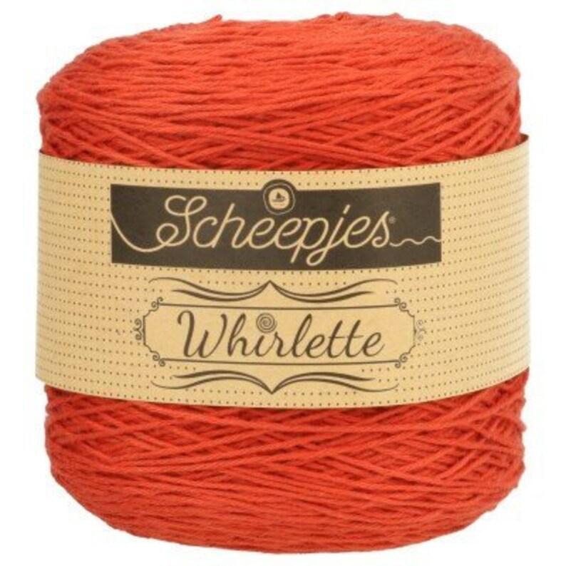 Scheepjes Yarns :Whirlette #856: cotton blend Mint