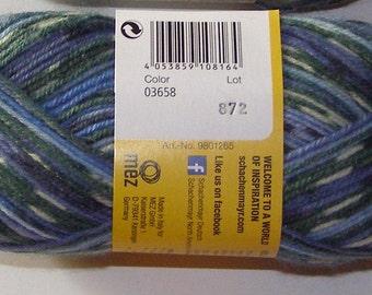 Regia Sock Yarn Design Line by Arne & Carlos, 100g/459yd, #3658