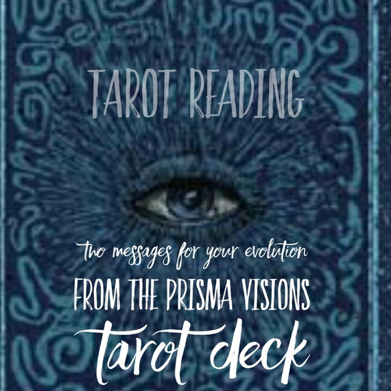 Tarot Tarot Reading Psychic Reading Tarot Card Deck 30th Etsy