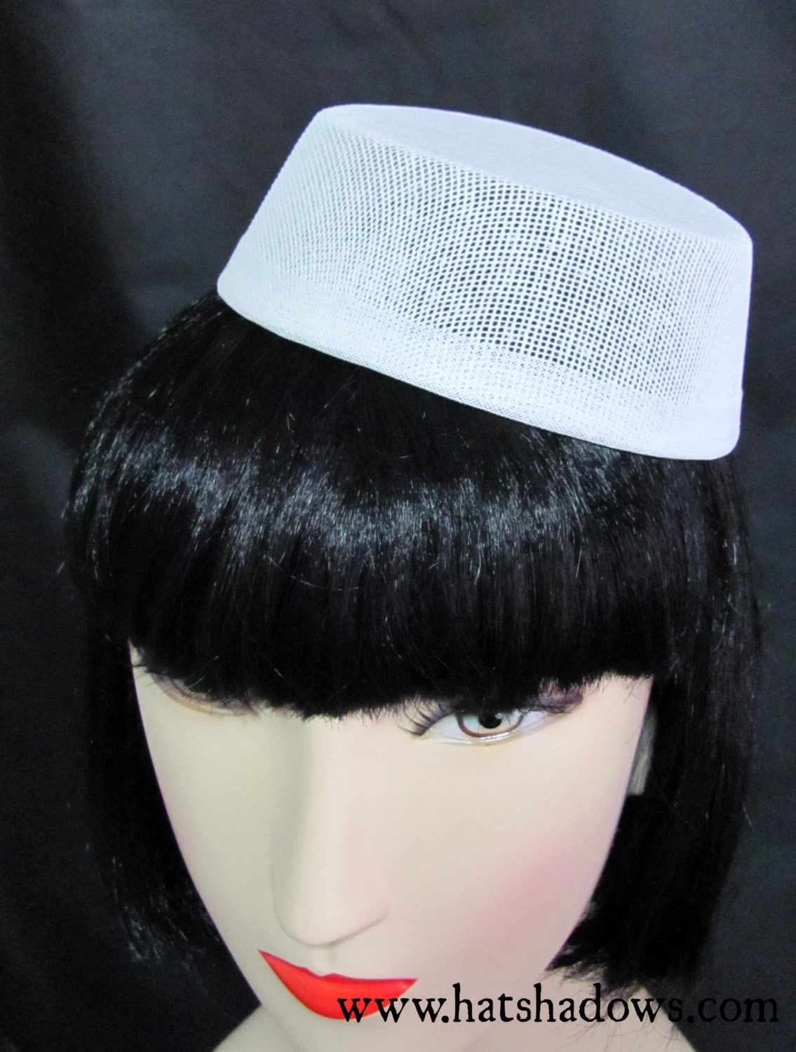 Pillbox Buckram Hat Frame for Millinery and Hat Making from ...