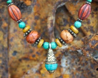 Tibetan Turquoise, Yummy Colors!!!
