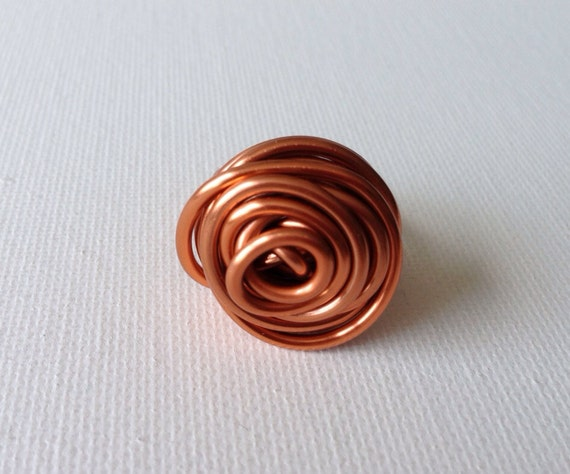 Rose Ring - Rose Gold