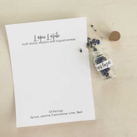 Download Lapis Lazuli Roller Cards