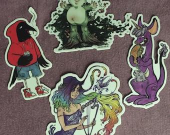 FioreCreation Sticker Pack