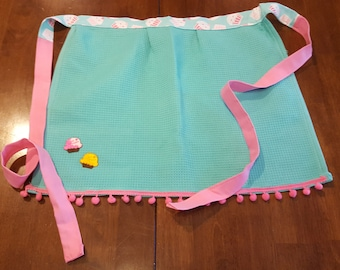 Child Size Cupcake Apron