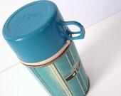 Retro Turquoise Thermos