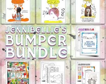 Super SALE Bundle Set by Jennibellie