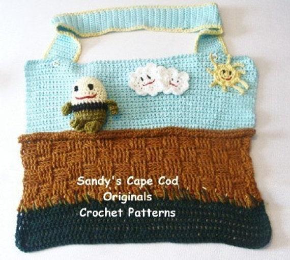 Humpty Dumpty Nursing Cover Crochet Pattern Pdf 361 Etsy