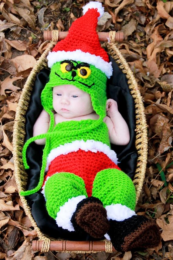 Baby Grinchy Christmas Set pdf 681